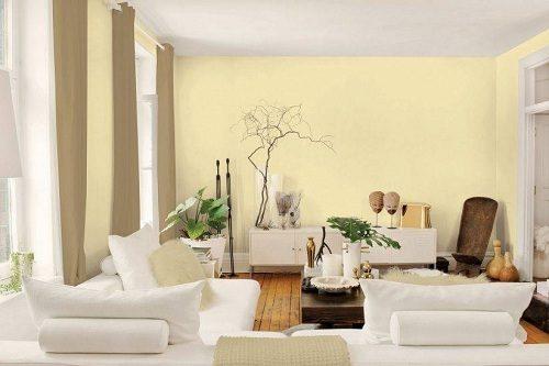 cách phối màu sơn nhà và màu nội thất