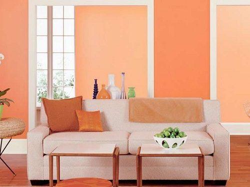 phối màu sơn nhà và màu nội thất phù hợp nhất