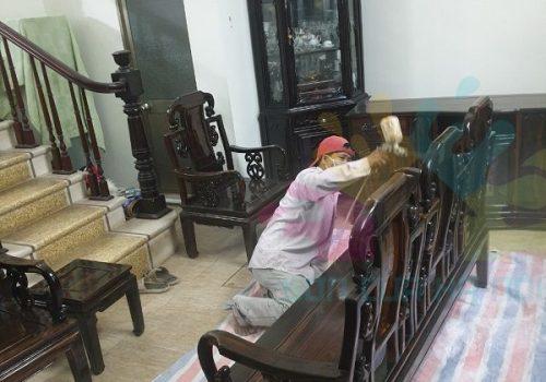 Thợ sơn PU bàn ghế giá rẻ tại Phú Diễn, Bắc Từ Liêm, Hà Nội